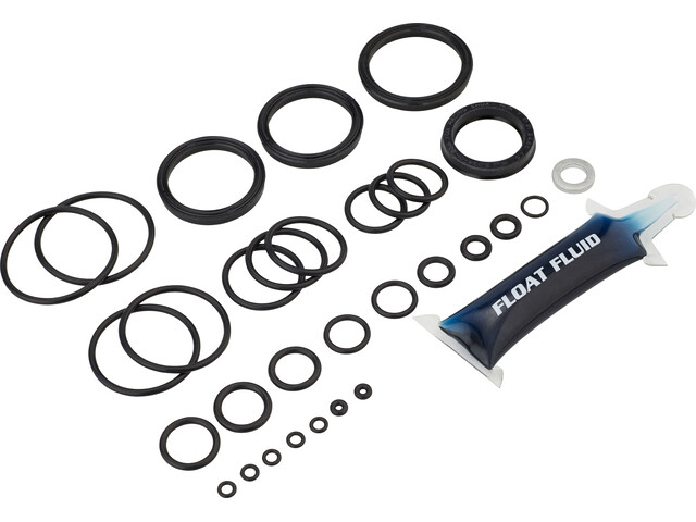 Fox Racing Shox 32 Tallas III Service Kit sort